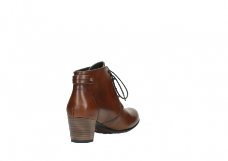 wolky bottines 03751 ball 20430 cuir cognac_9