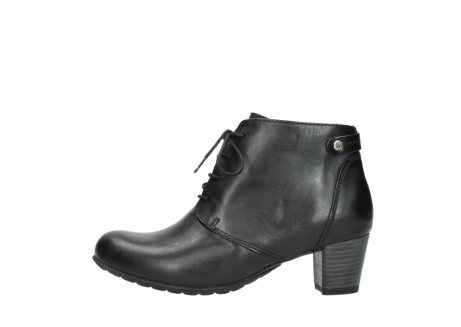 wolky ankle boots 03751 ball 30000 black leather_1