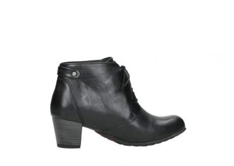 wolky ankle boots 03751 ball 30000 black leather_12