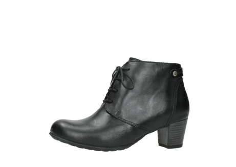 wolky ankle boots 03751 ball 30000 black leather_24