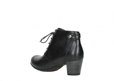 wolky ankle boots 03751 ball 30000 black leather_4