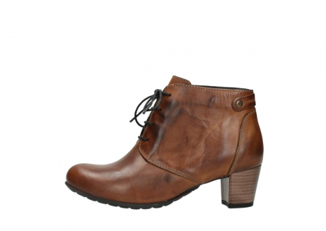 wolky ankle boots 03751 ball 30430 cognac leather_1