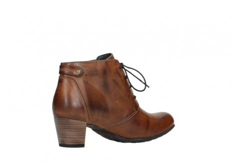 wolky ankle boots 03751 ball 30430 cognac leather_11