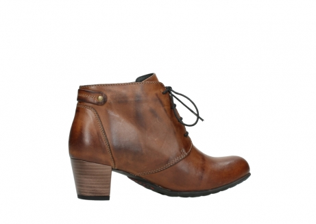 wolky ankle boots 03751 ball 30430 cognac leather_12