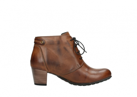 wolky ankle boots 03751 ball 30430 cognac leather_13