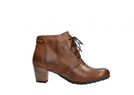 wolky ankle boots 03751 ball 30430 cognac leather_14