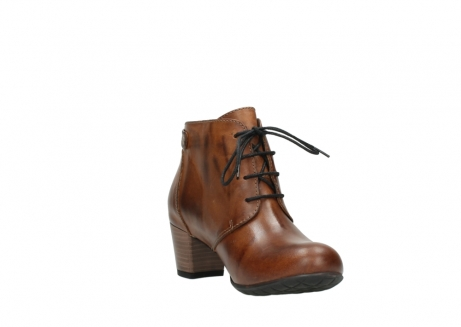wolky ankle boots 03751 ball 30430 cognac leather_17