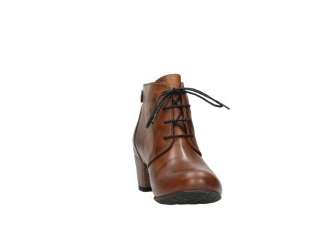wolky ankle boots 03751 ball 30430 cognac leather_18