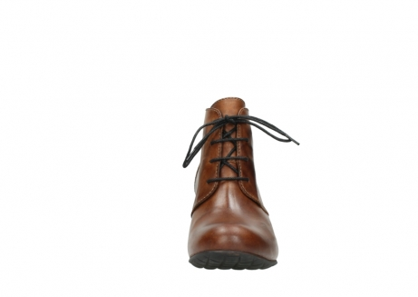 wolky ankle boots 03751 ball 30430 cognac leather_19