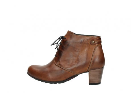 wolky ankle boots 03751 ball 30430 cognac leather_2