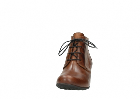 wolky ankle boots 03751 ball 30430 cognac leather_20