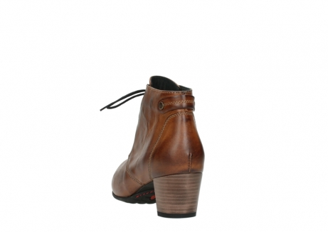 wolky ankle boots 03751 ball 30430 cognac leather_6