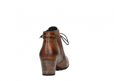 wolky ankle boots 03751 ball 30430 cognac leather_8