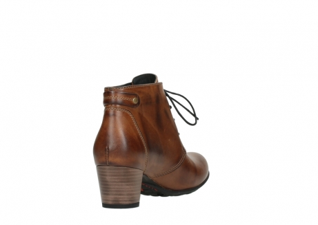 wolky ankle boots 03751 ball 30430 cognac leather_9