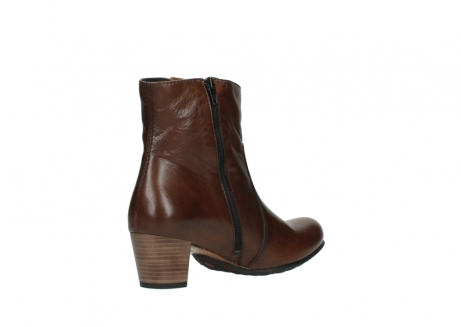 wolky ankle boots 03752 mambo 20430 cognac leather_10