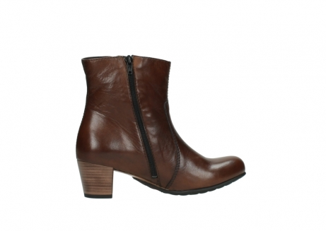 wolky ankle boots 03752 mambo 20430 cognac leather_12