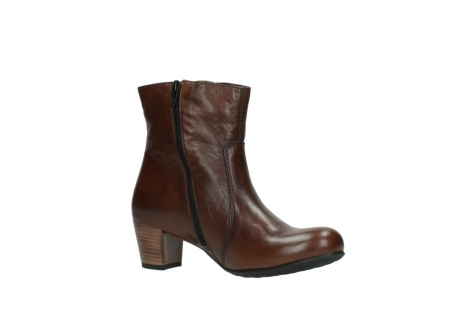 wolky ankle boots 03752 mambo 20430 cognac leather_15
