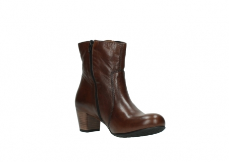 wolky ankle boots 03752 mambo 20430 cognac leather_16
