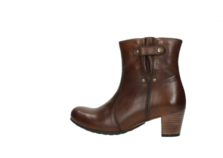 wolky ankle boots 03752 mambo 20430 cognac leather_2