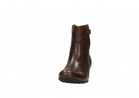 wolky ankle boots 03752 mambo 20430 cognac leather_20
