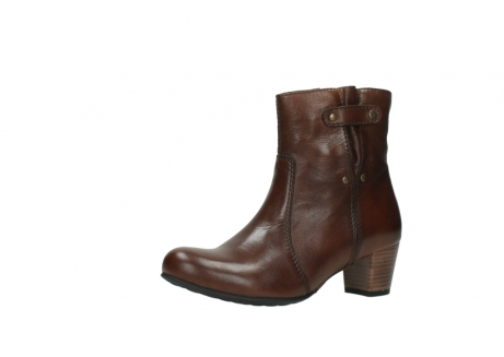 wolky ankle boots 03752 mambo 20430 cognac leather_23