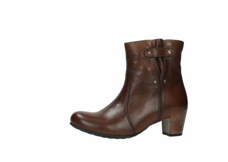 wolky ankle boots 03752 mambo 20430 cognac leather_24