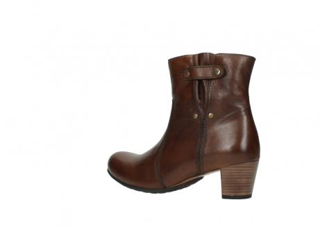 wolky ankle boots 03752 mambo 20430 cognac leather_3