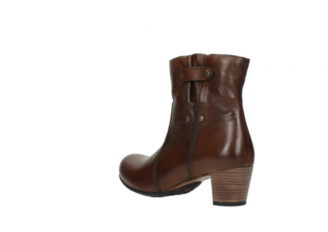 wolky ankle boots 03752 mambo 20430 cognac leather_4