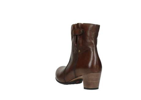 wolky ankle boots 03752 mambo 20430 cognac leather_5