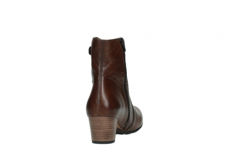 wolky ankle boots 03752 mambo 20430 cognac leather_8