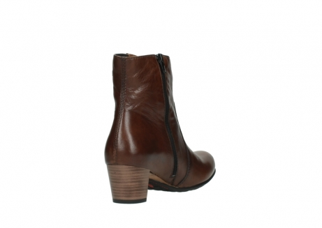 wolky ankle boots 03752 mambo 20430 cognac leather_9