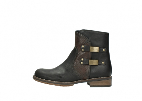 wolky ankle boots 04439 emerald 50300 brown oiled leather_1