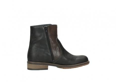 wolky ankle boots 04439 emerald 50300 brown oiled leather_12