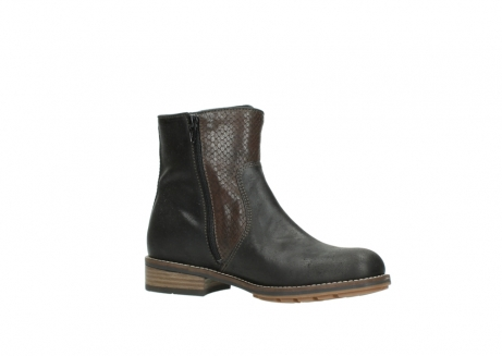 wolky ankle boots 04439 emerald 50300 brown oiled leather_15