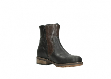 wolky ankle boots 04439 emerald 50300 brown oiled leather_16