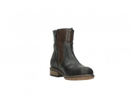 wolky ankle boots 04439 emerald 50300 brown oiled leather_17