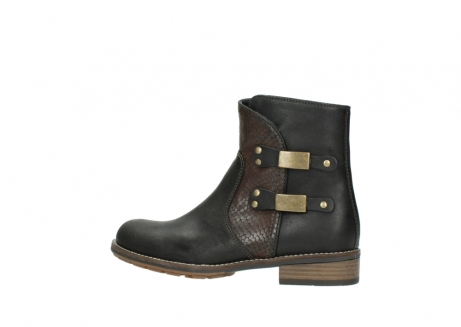 wolky ankle boots 04439 emerald 50300 brown oiled leather_2