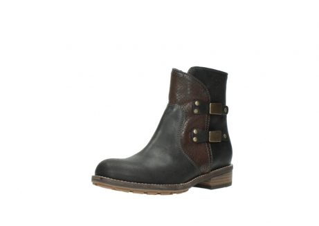 wolky ankle boots 04439 emerald 50300 brown oiled leather_22