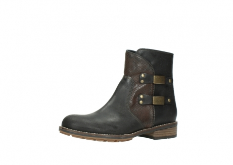 wolky ankle boots 04439 emerald 50300 brown oiled leather_23
