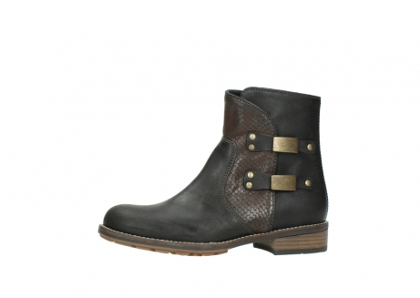 wolky ankle boots 04439 emerald 50300 brown oiled leather_24