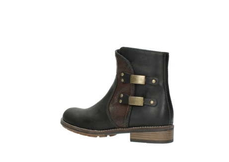 wolky ankle boots 04439 emerald 50300 brown oiled leather_3