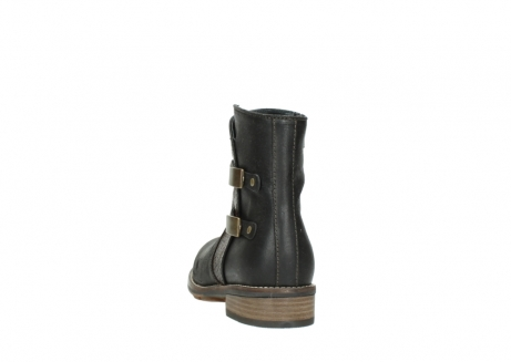 wolky ankle boots 04439 emerald 50300 brown oiled leather_6
