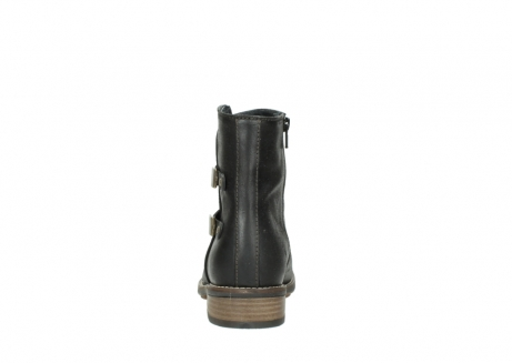 wolky ankle boots 04439 emerald 50300 brown oiled leather_7