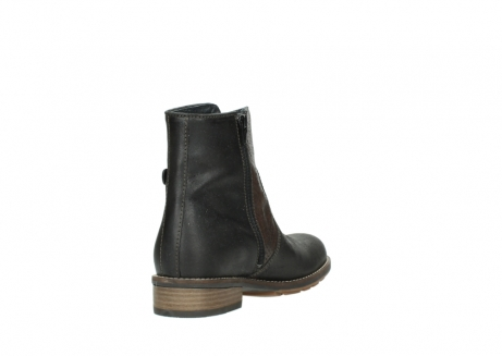 wolky ankle boots 04439 emerald 50300 brown oiled leather_9
