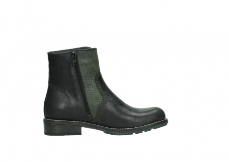 wolky ankle boots 04439 emerald 50730 forest green oiled leather_13