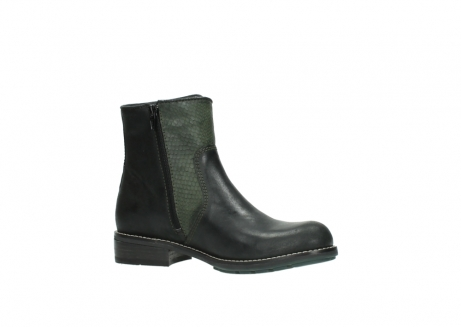 wolky ankle boots 04439 emerald 50730 forest green oiled leather_15