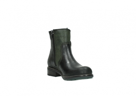 wolky ankle boots 04439 emerald 50730 forest green oiled leather_17