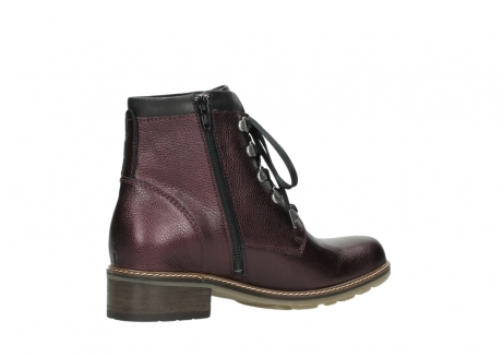 wolky bottines a lacets 04475 ronda 81510 cuir bordeaux_11