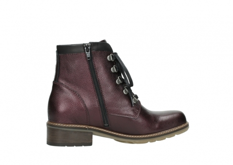 wolky bottines a lacets 04475 ronda 81510 cuir bordeaux_12