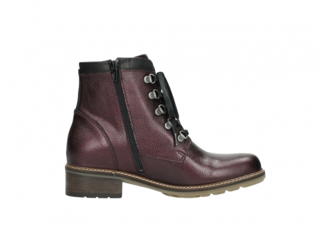 wolky bottines a lacets 04475 ronda 81510 cuir bordeaux_13
